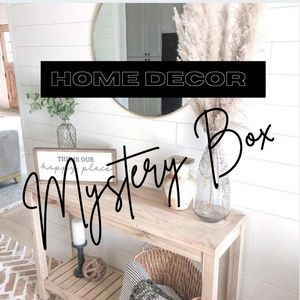 HOME DECOR MYSTERY BOX